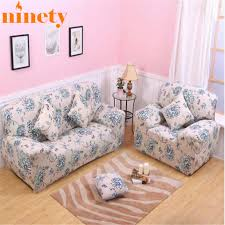 Striped Slipcovers For Sofas Elastic Sofa Cover Stripe Fabric Couch Cover For Sofas A Blanket
