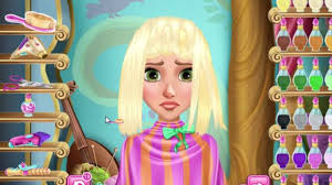 Real Haircuts Games Unblocked | rapunzel real haircuts play the girl game online