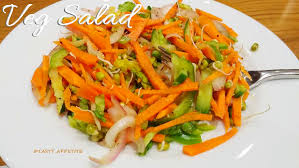 easy salad recipe easy vegetable salads recipes salad recipes online