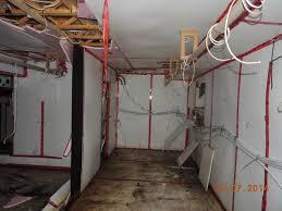 chambre de culture fait maison décontamination suite à une ex plantation de cannabis