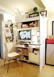 Office Desk Armoire Cabinet Desk In Cabinet Corner Armoire Computer Desk Best Corner Armoire
