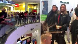garden state plaza mall thanksgiving hours rapper fetty wap gives away thousands in cash by throwing over