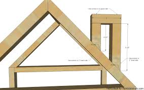 Free Wood Bookshelf Plans by Remodelaholic Diy House Frame Bookshelf Plans