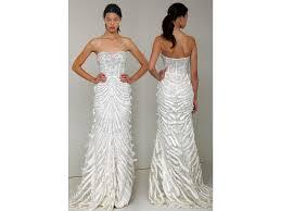 Wedding Dresses 2011 Summer Monique Lhuillier Giada 5 000 Size 2 Used Wedding Dresses