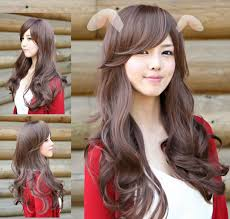 waivy korean hair style ideas about korean long hairstyles cute hairstyles for girls