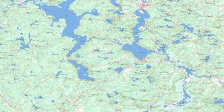 barry s bay on maps free topographic map sheet 031f05 at