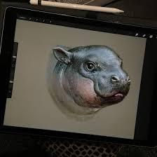 digital painting archives brooke dibble artist
