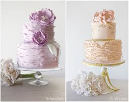 32 wedding cakes with classical details deer pearl flowers