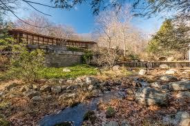 Frank Lloyd Wright Waterfall by Own Frank Lloyd Wright U0027s Horseshoe Shaped U0027tirranna U0027 Home In New