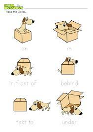 image result for pictures of prepositions on in under in english