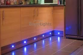 set of 10 led deck lights decking plinth kitchen lighting