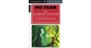 the scarlet letter no fear the scarlet letter by sparknotes edt