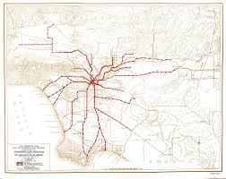 Map Of Downtown Los Angeles Maps Of Unrealized City Plans Reveal What Might Have Been Wired