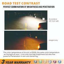lexus and toyota are same aliexpress com buy v4 9005 led headlight single beam 6500k bulb
