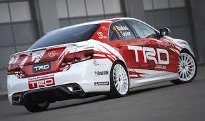 toyota rav4 racing toyota racing development trd parts n toyota