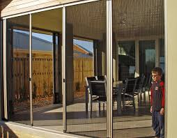 monarch maxi retractable insect screen doors for large openings