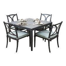 wrought iron patio furniture lowes cheap shop rst brands aluminum