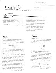 physical science worksheets work and power worksheets aquatechnics biz