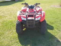 2012 honda rancher 420 at ps for sale in lanark il eastland