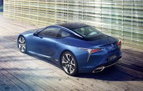 lexus lc500h price canada 2017 all new lexus lc 500 offers perfect handling autocarweek com