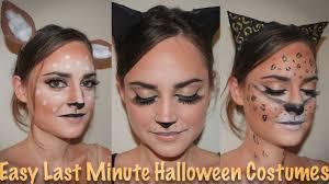 Cleopatra Makeup Tutorial Halloween Costume Ideas Youtube Easy Cute Last Minute Halloween Costume Ideas Delia Ahmed Youtube