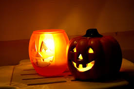 free picture jack o lantern halloween candles
