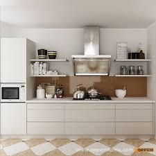 White Lacquer Kitchen Cabinets High Gloss U0026 Matte Lacquered Kitchen Cabinet Design Oppeinhome Com