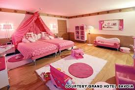 Barbie Beds 8 Kid Themed Hotel Suites Around The World Cnn Travel