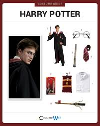Dress Like Harry Potter Costume Halloween And Cosplay Guides
