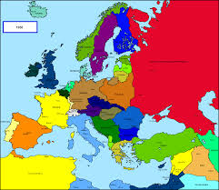 post ww1 map map of europe in 1919 after ww1 roundtripticket me