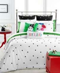 White Twin Xl Comforter Kate Spade New York Deco Dot Platinum Twin Twin Xl Comforter Set