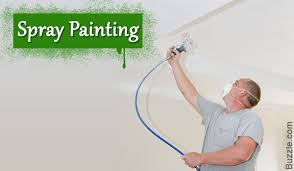 important things consider when painting popcorn ceilings