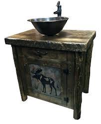 bathroom vanity with bowl sink bathroom vanities vessel sinks home