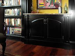 Arched Bookcase Andrew Smith Woodworking Quality Custom Bookcases
