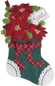 bucilla christmas felt applique christmas and ornaments 123stitch