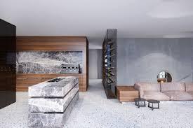 Modern House Living Room Vienna Based Architectural Firm Destilat Designed A Modern House