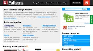 gui design patterns 9 essential resources for user interface designers