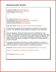 format formal letter sample image collections letter format examples
