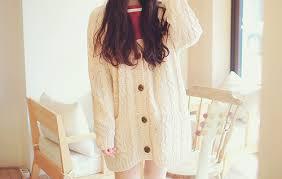 hair cute fashion shirt korean fashion kfashion cardigan leggings