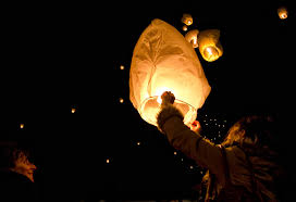 candle balloon candle balloons lights low
