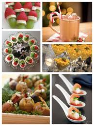festive easy to make holiday party snacks food u0026 drink ideas