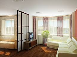 cute devider room living room in japanese glas door in the nearby