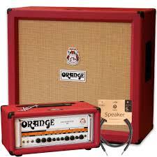 Orange Cabinet 4x12 Orange Thunderverb 200 U0026 Ppc412hp 8 Blood Orange Guitar Valve