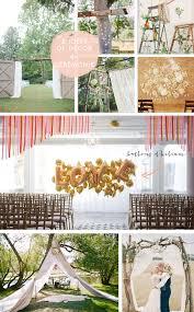 cã rã monie mariage laique 8 idées de décor de cérémonie laique