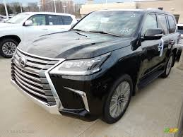 lexus lx 570 black interior 2017 black onyx lexus lx 570 117265646 gtcarlot com car color