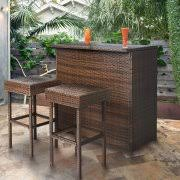outdoor bar stools walmart com