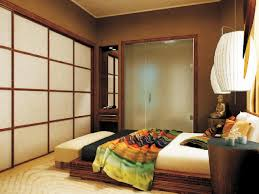 bedroom soothing zen bedroom with outdoor view and modern low