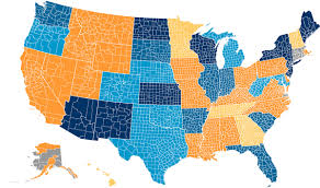 State Quarters Map by Doing More With Less State Revenue Limitations And Mandates On