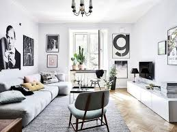 Living Room Minimalist Home Decorating Living Rooms Apartment