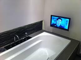 fernseher fürs badezimmer fernseher für das badezimmer neuesbad magazin badezimmer